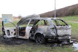 Gestolen auto uit Amsterdam uitgebrand in Haarlem