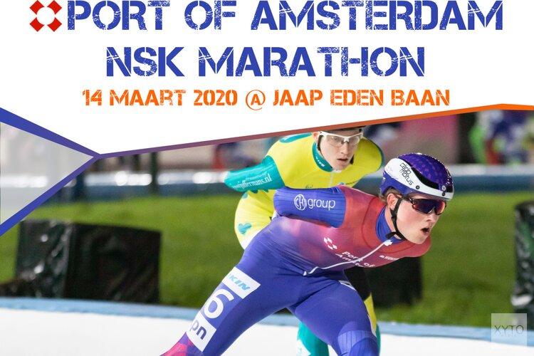 Port of Amsterdam NSK marathon 14 maart