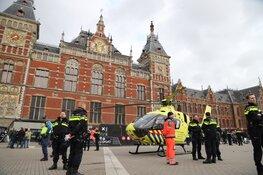 Vrouw bewusteloos na zware mishandeling in centrum Amsterdam