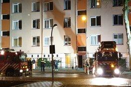 Brand in Slotermeer: kat overleden en mensen geëvacueerd