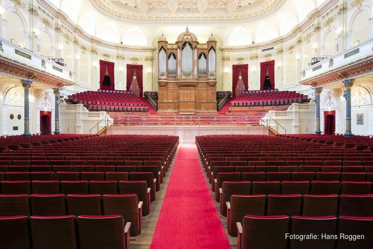 Het Concertgebouw annuleert vanwege coronavirus alle concerten t/m 31 maart aanstaande