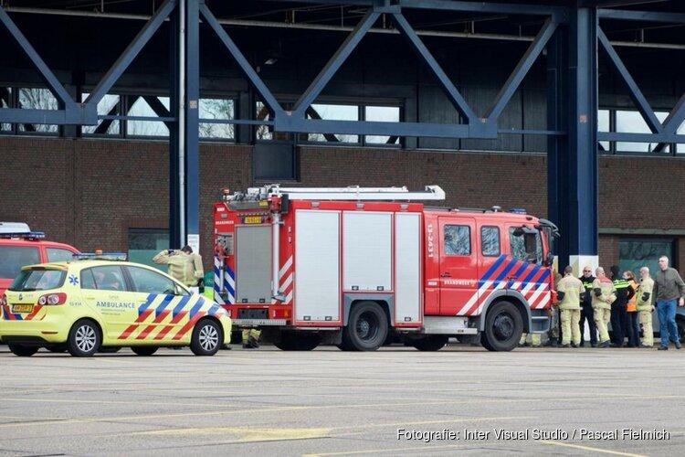 Melding verdacht pakketje bij pand Telegraaf blijkt vals alarm