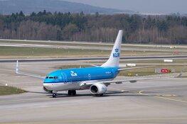 Bijna hele vloot Air France-KLM aan de grond
