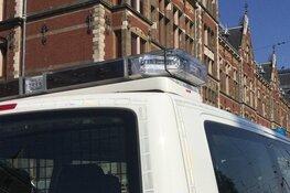 Verdachte brandstichting politiebus aangehouden