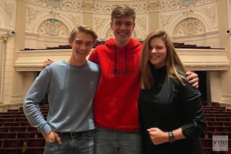 Digitale eerste ronde Concertgebouw Concours met TikTok ambassadeurs