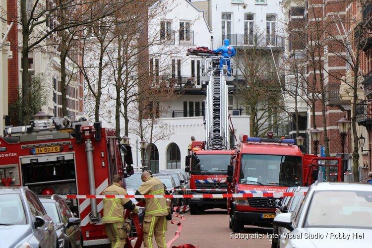 Coronapatiënt opgehaald door brandweereenheid