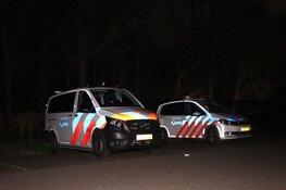 Steekpartij in Amsterdamse Bos