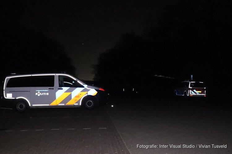 Vermoedelijke dader gemeld van steekpartij Amsterdamse Bos