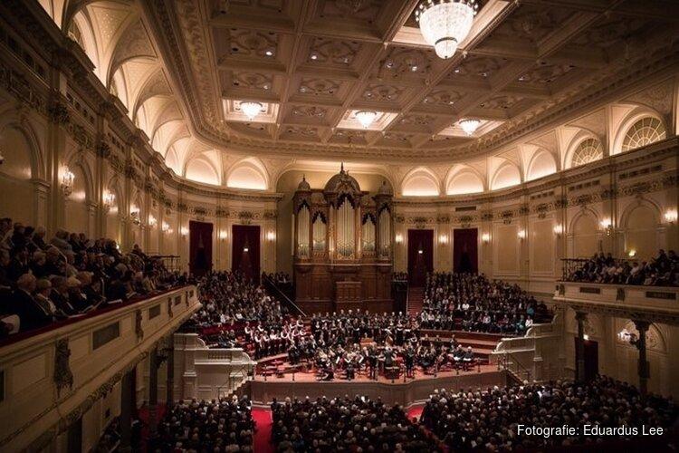 Salto toont Matthäus-Passion door Koninklijk Concertgebouworkest