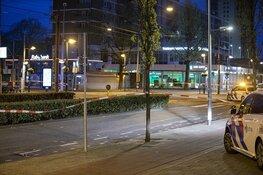 Plofkraak bij de Rabobank op het Osdorperplein in Amsterdam