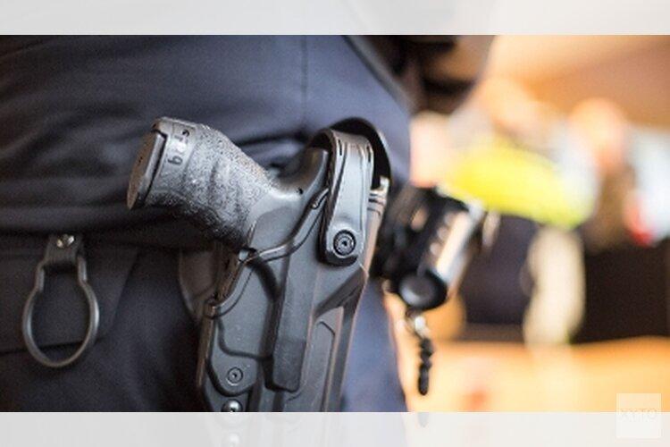 Twee verdachten aangehouden na overval op lachgaskoerier