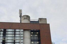 Getuigen gezocht: brandstichting zendmasten Van Bleiswijkstraat