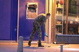 Plofkraak op stortkluis van bankfiliaal Buikslotermeerplein, twee verdachten aangehouden