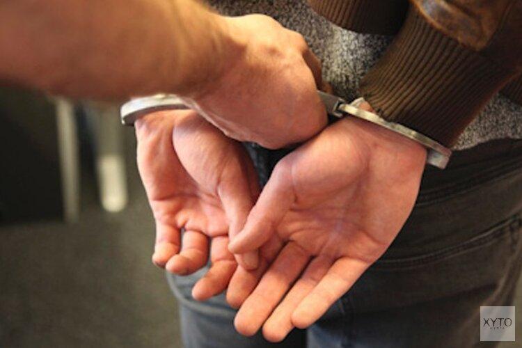 Twee mannen aangehouden voor bezit vuurwapen