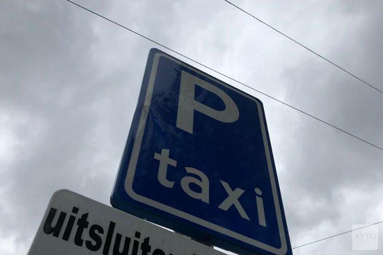 Taxi's met geschorste kentekens in beslag genomen