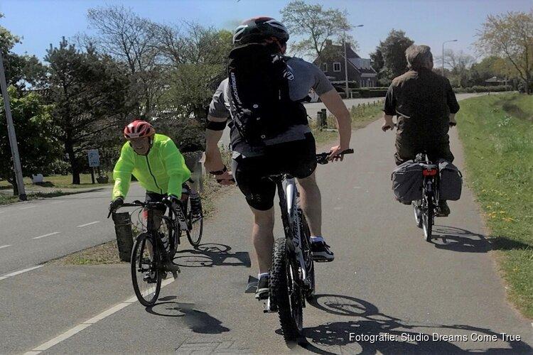 'Snelfiets lockdown' op fietspaden nodig?!