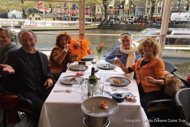 We missen op Koningsdag; de Lunch bij Hotel L'Europe!