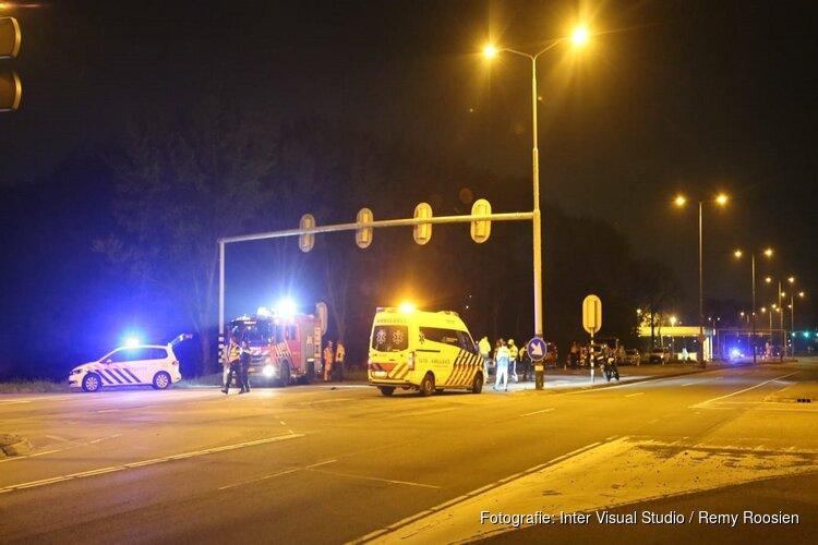Automobilist omgekomen bij ongeval Het Schouw (N247)