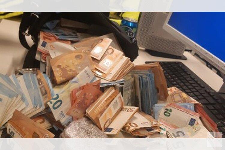 Politie neemt ruim 45.000 euro in beslag bij straatdealer