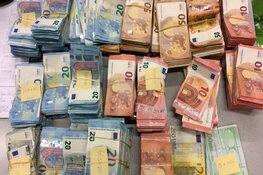 Aanhoudingen na vondst 1 miljoen euro