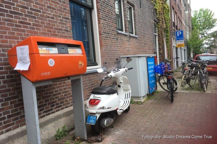 Te weinig brievenbussen in Amsterdam!