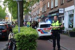 Gewonden bij steekpartij Amsterdam-Oost, politie massaal aanwezig