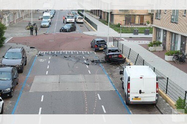 Dollemansrit van hardleerse automobilist veroorzaakt ravage