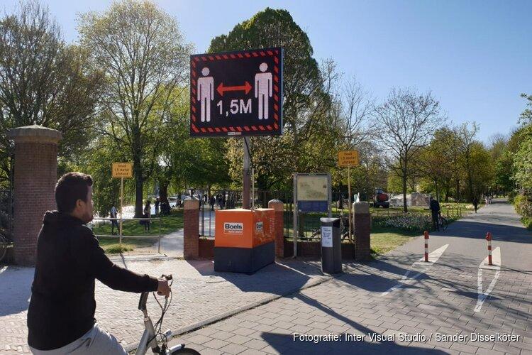 Zonaanbidders weggestuurd in Amsterdamse parken, maatregelen in Vondelpark