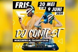 FRIS geeft een podium aan nieuw talent met jaarlijkse DJ contest