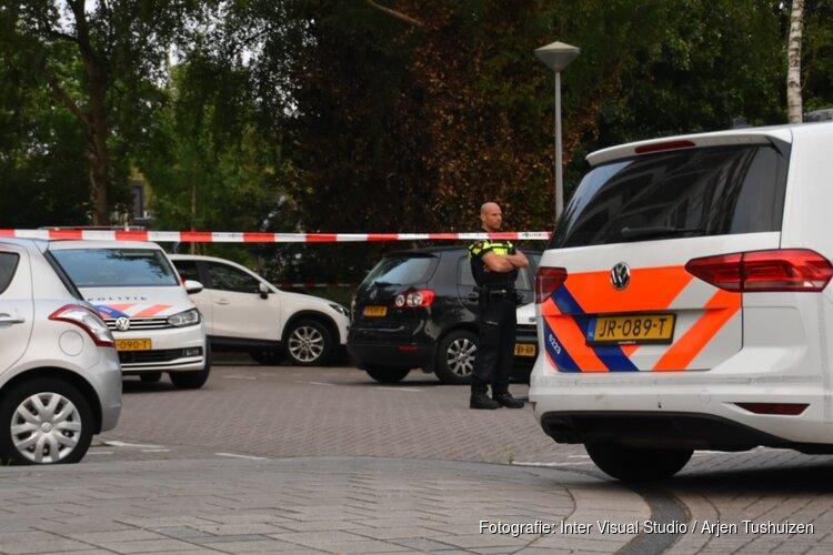 Lachgaskoerier overvallen in Buitenveldert, daders aangehouden
