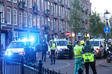 Steekpartij Bellamyplein, verdachte aangehouden
