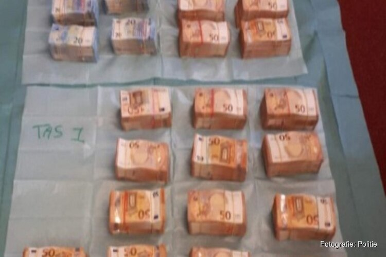 2,4 miljoen euro in beslag genomen in witwasonderzoek