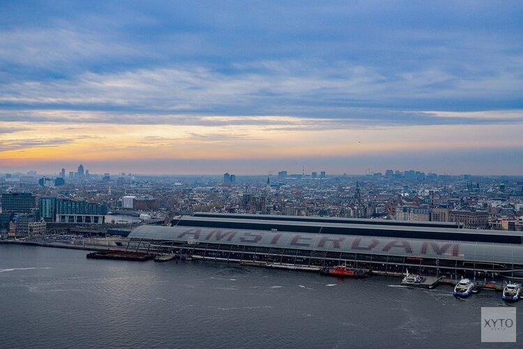 Verplichte mondkapjes maakt verdubbeling aantal passagiers op Amsterdamse pontjes mogelijk