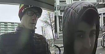Gezocht: Verdachten van pinnen met gestolen pinpas Wilhelminaplantsoen (Diemen) + Middenweg (Amsterdam)