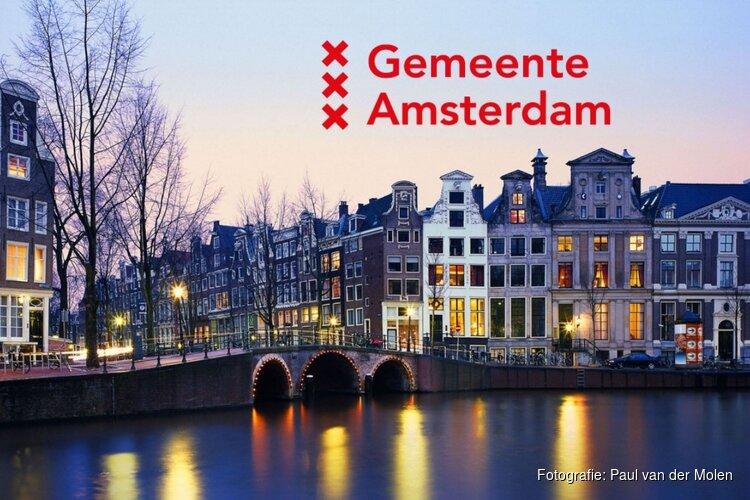 Meerdere mensen op een boot vanaf maandag toegestaan in Amsterdam