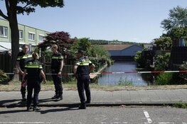 Lichaam gevonden in sloot in Amsterdam-Noord