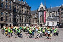 Fietsactie om 30 km-beleid binnen Amsterdamse ring te krijgen