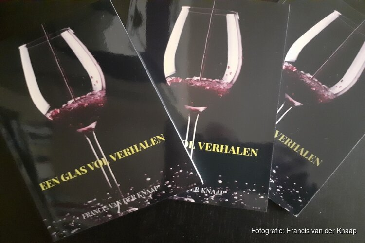 'Een glas vol verhalen': van Francis van der Knaap