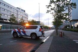 Plofkraak Stationsplein Zuid-West Schiphol