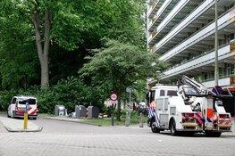 Bommenruimers opgeroepen voor onderzoek in berging van flat in Amsterdam-Noord