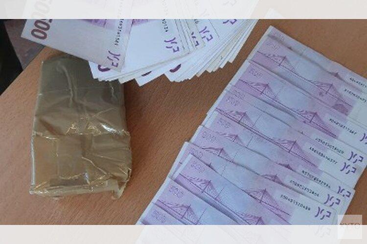 Drugs, vuurwapen en contant geld in woning