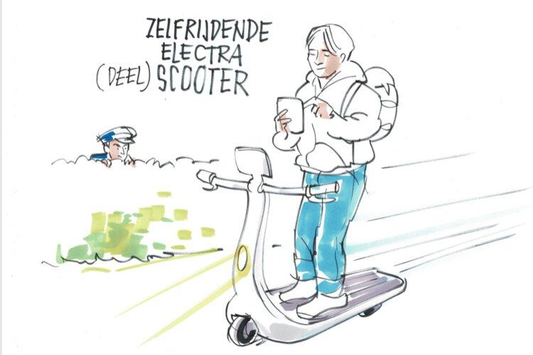 Verkeersplein Amsterdam bereidt onervaren fietsers voor op het Amsterdamse verkeer