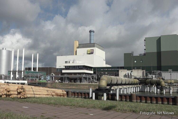 Plan voor grote biomassacentrale op grens Diemen en Muiden in ijskast na felle kritiek