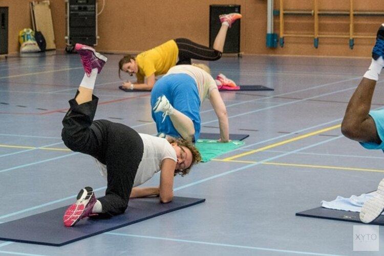 Amsterdam opent 4 gymzalen en 2 sporthallen