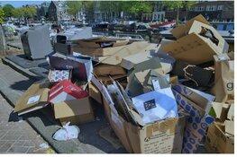 Amsterdammers eisen proef cameratoezicht bij vuilniscontainers