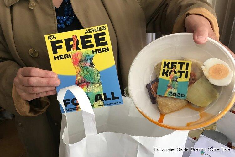 Keti Koti en Restaurant Rijks