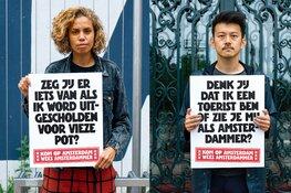 Oproep van bekende Amsterdammers om op te staan tegen racisme en discriminatie