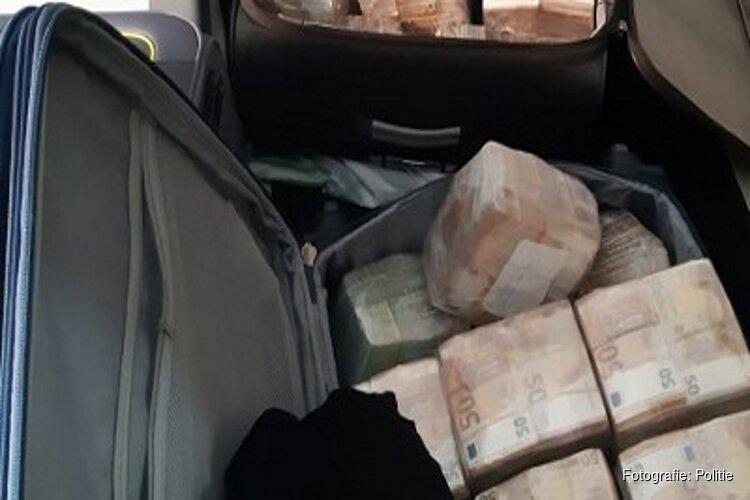 12,8 miljoen cash gevonden: drugsverdachten vanaf vandaag voor de rechter