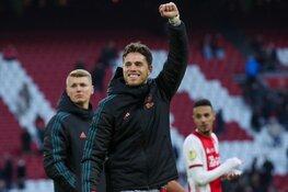 Kik Pierie op huurbasis van Ajax naar FC Twente