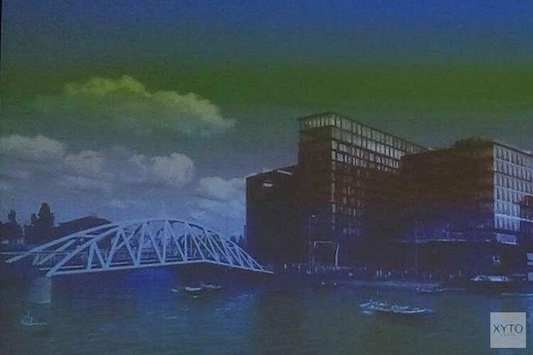 Grootse plannen met Oosterdok: 'De wonderen van de vooruitgang'